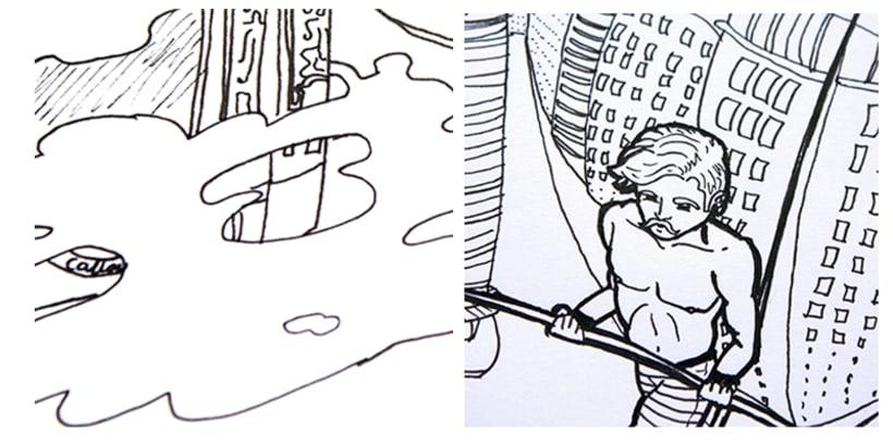 Ilustración- Funambulista 2