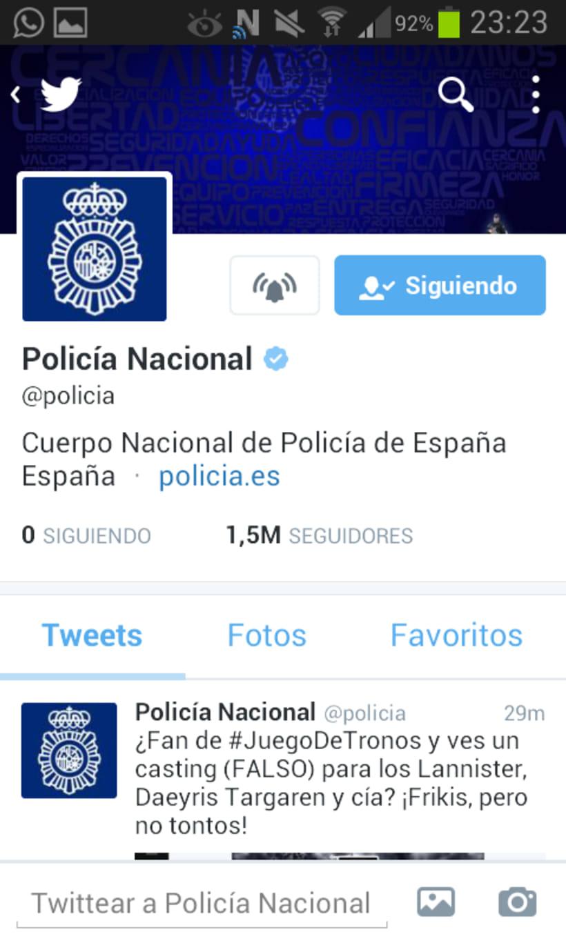 Cuerpo Nacional de Policía 3