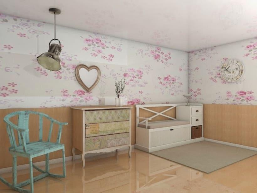 Recibidor muebles maisons du monde domestika - Muebles maison du monde segunda mano ...