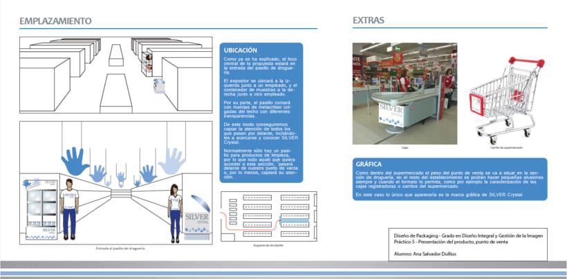 Presentación del Producto, Punto de Venta 1