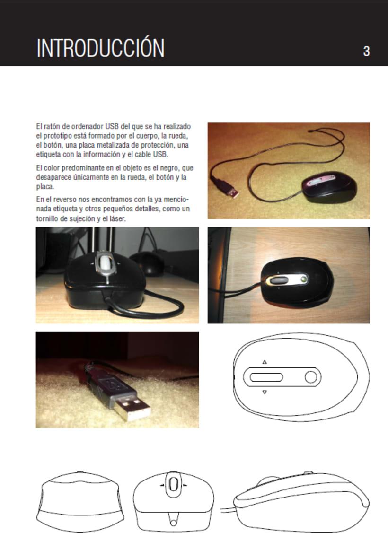 Prototipo de un Ratón de Ordenador 2
