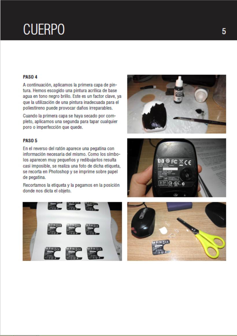 Prototipo de un Ratón de Ordenador 4