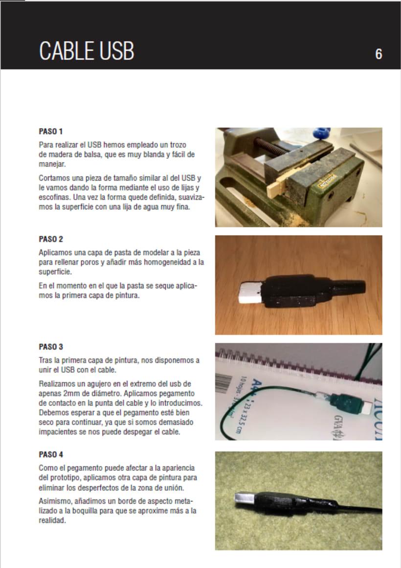 Prototipo de un Ratón de Ordenador 5