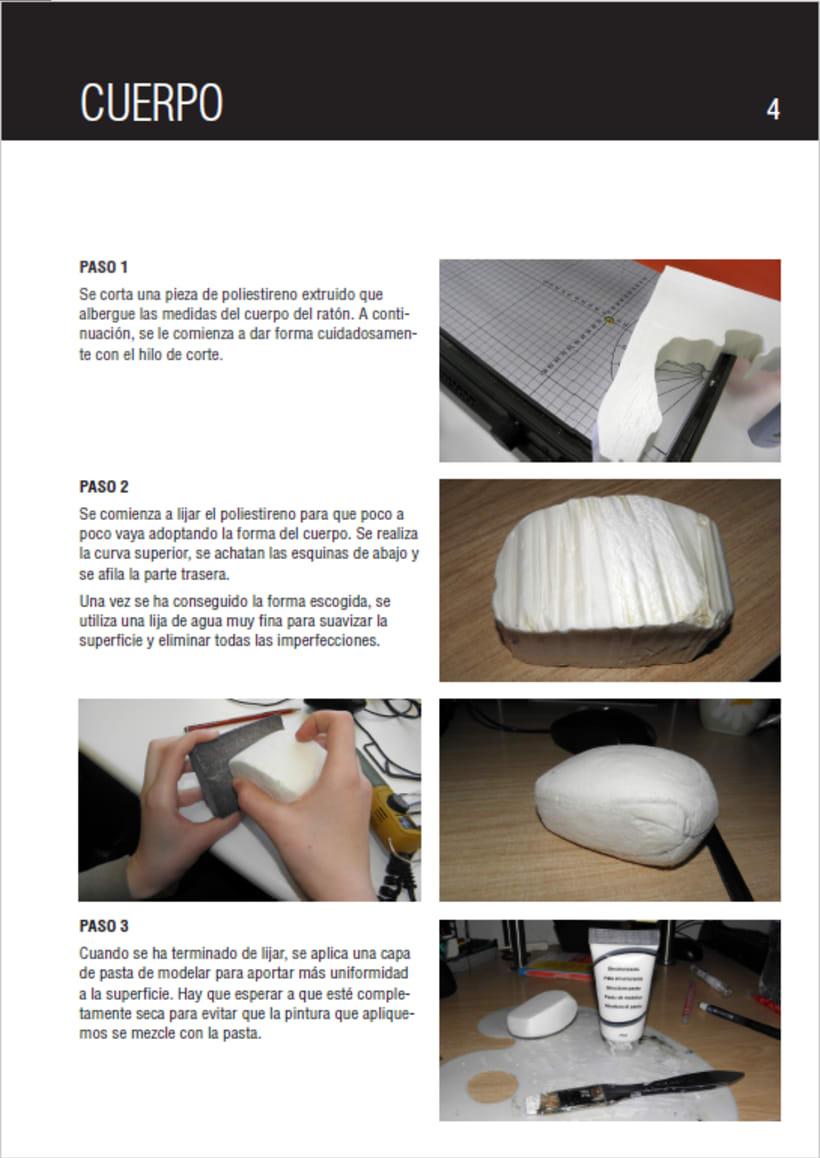 Prototipo de un Ratón de Ordenador 3