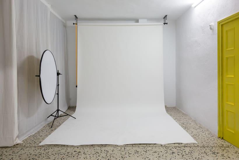 Espacio Coworking con estudio fotográfico en Barcelona 3
