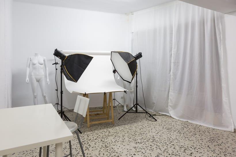 Espacio Coworking con estudio fotográfico en Barcelona 4