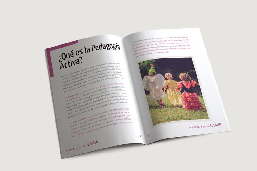 Revista Escuela Activa El Salto 2