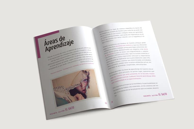 Revista Escuela Activa El Salto 4