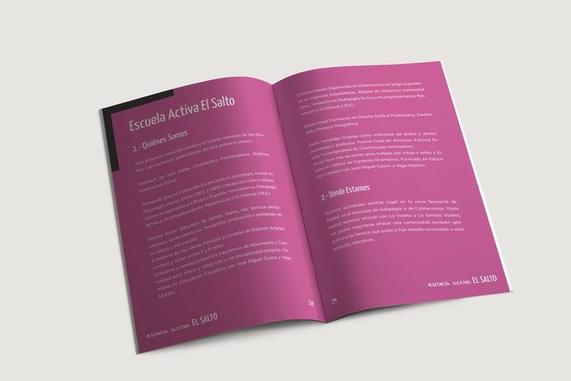 Revista Escuela Activa El Salto 5