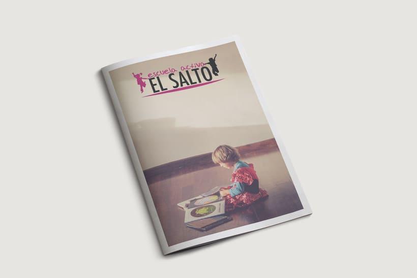 Revista Escuela Activa El Salto 0