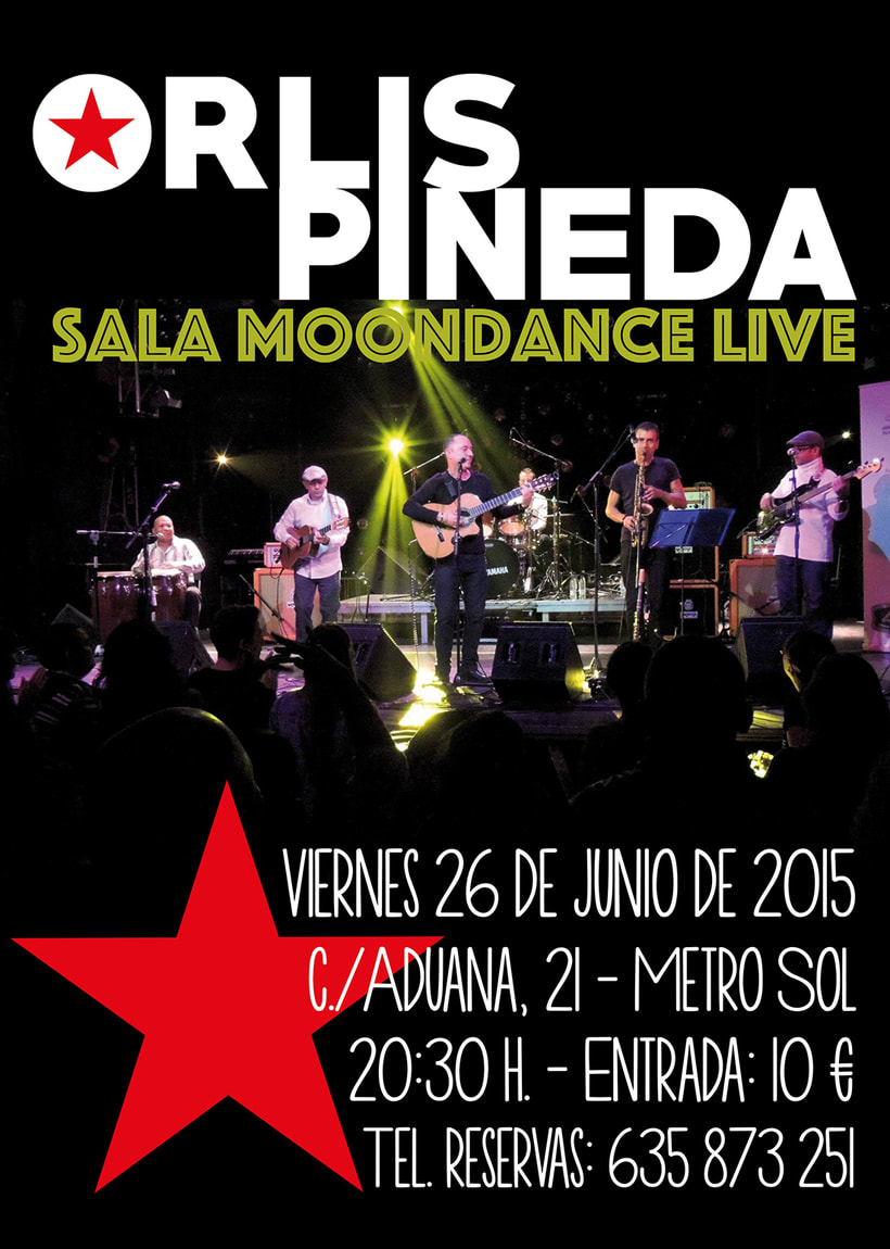 Flyer Orlis Pineda 0