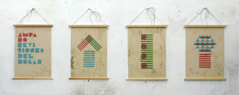 Geometric posters 0