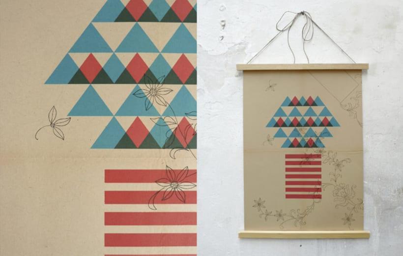 Geometric posters 2