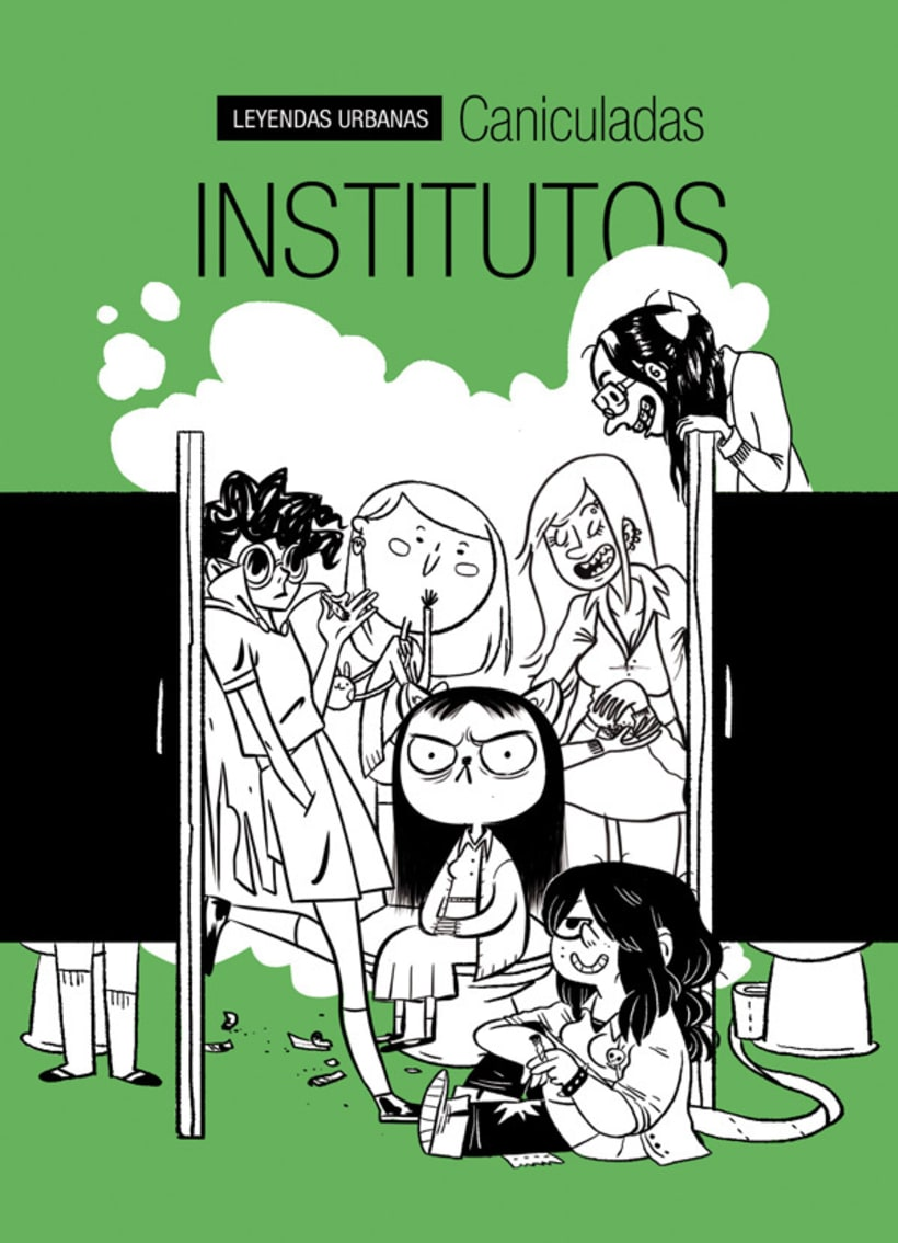 Institutos (serie Leyendas Urbanas) 0