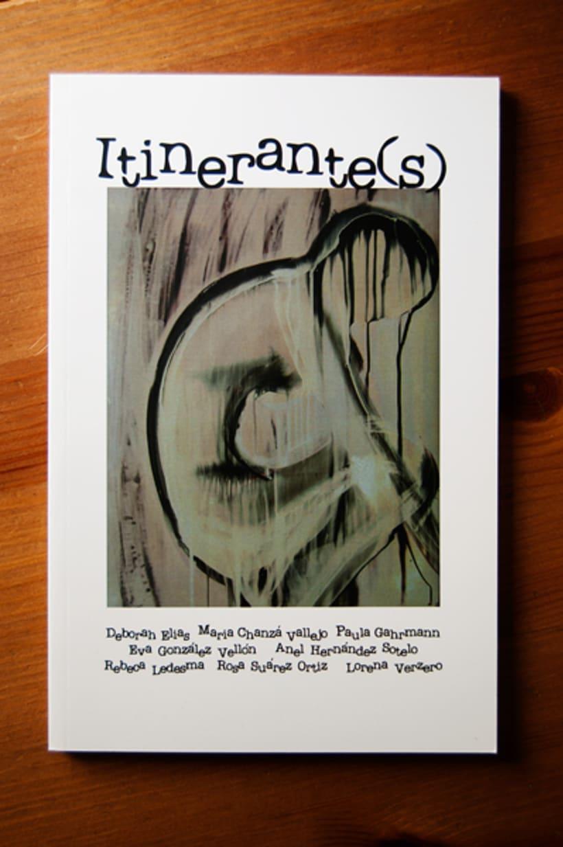 Libro Itinerantes  -1
