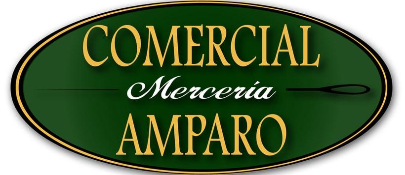 Logotipo Mercería Comercial Amparo -1