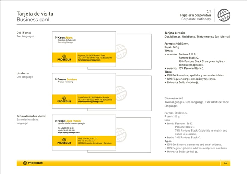 Catálogo de marca Prosegur 3