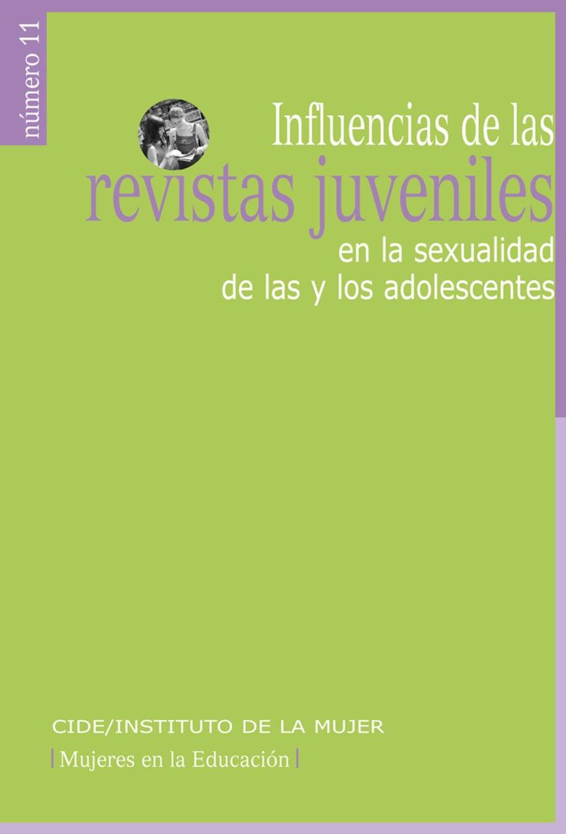 Revista Mujeres en la educación -1