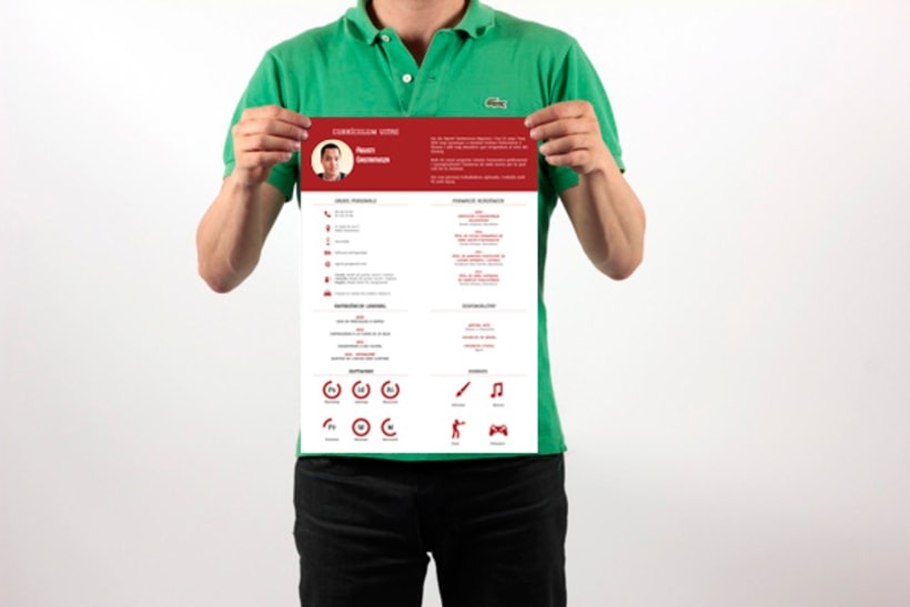 Logo Personal y Currículum 9