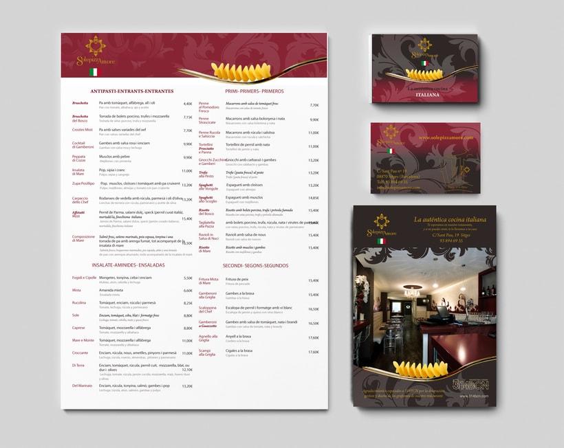 SolePizzaAmore - Restaurante 1