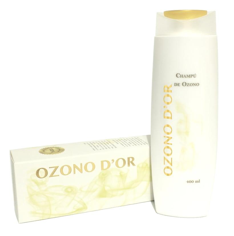 Packaging de Cosméticos para Ozono D'Or 2