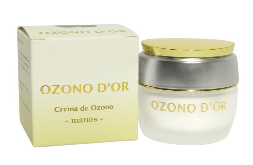 Packaging de Cosméticos para Ozono D'Or 5