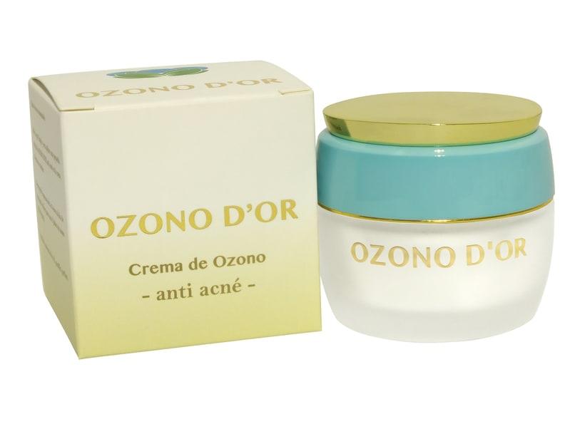 Packaging de Cosméticos para Ozono D'Or 4