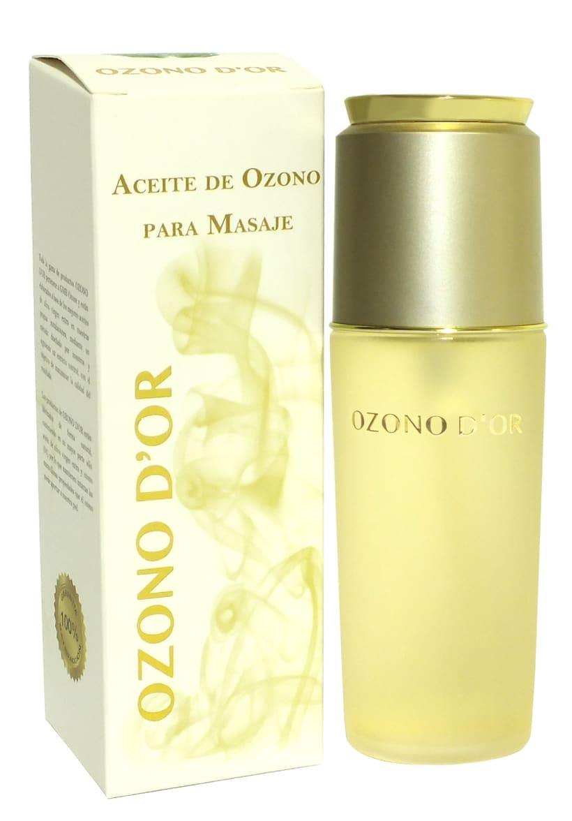 Packaging de Cosméticos para Ozono D'Or 7
