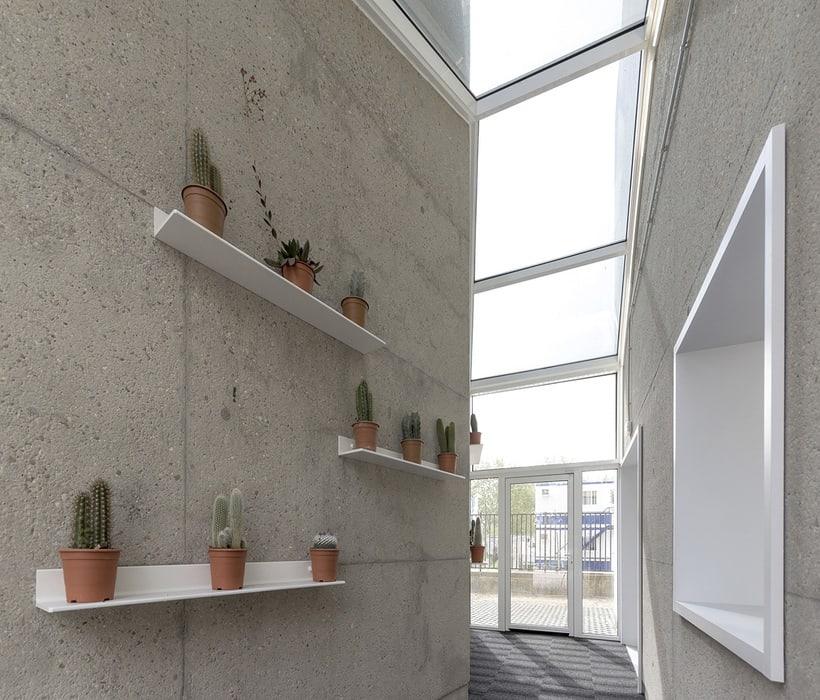 Fundación Esther Koplowitz (Madrid) - Hans Abaton 14