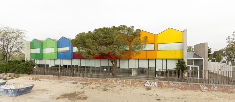 Fundación Esther Koplowitz (Madrid) - Hans Abaton 0
