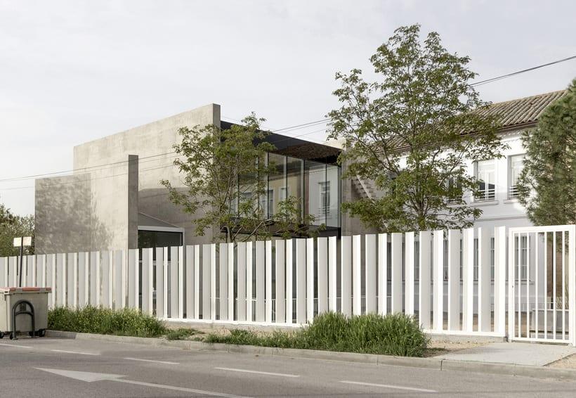 Fundación Esther Koplowitz (Madrid) - Hans Abaton 1