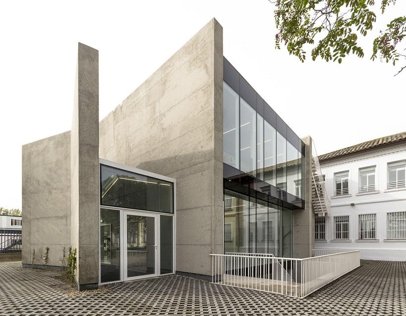 Fundación Esther Koplowitz (Madrid) - Hans Abaton 2
