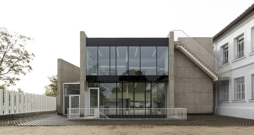 Fundación Esther Koplowitz (Madrid) - Hans Abaton 3