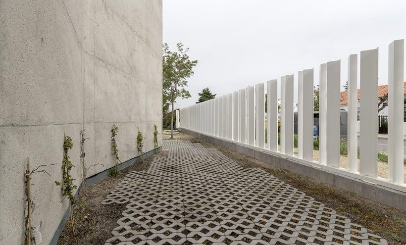 Fundación Esther Koplowitz (Madrid) - Hans Abaton 6