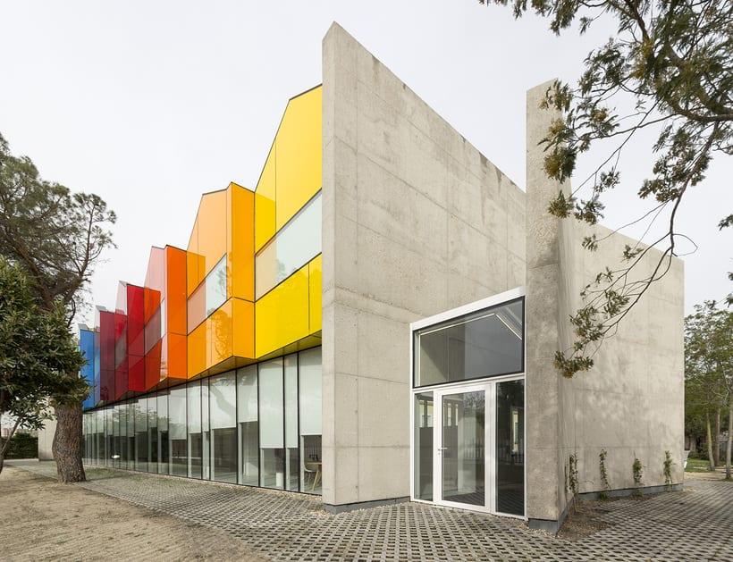 Fundación Esther Koplowitz (Madrid) - Hans Abaton 7