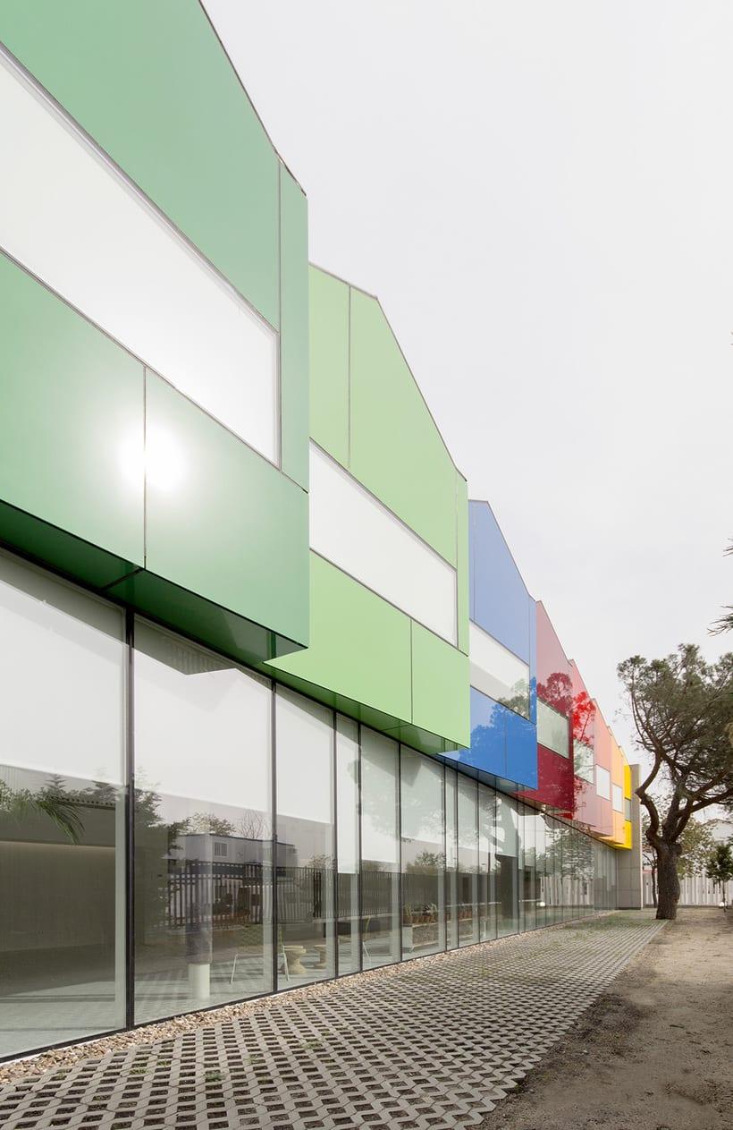 Fundación Esther Koplowitz (Madrid) - Hans Abaton 8