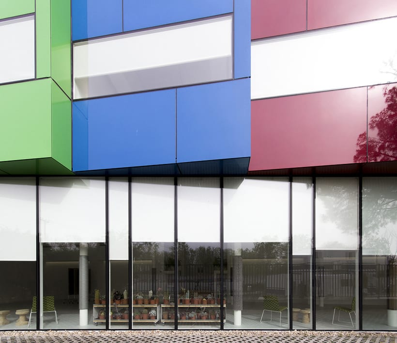 Fundación Esther Koplowitz (Madrid) - Hans Abaton 9