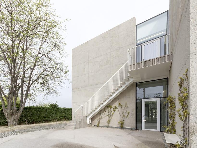 Fundación Esther Koplowitz (Madrid) - Hans Abaton 10