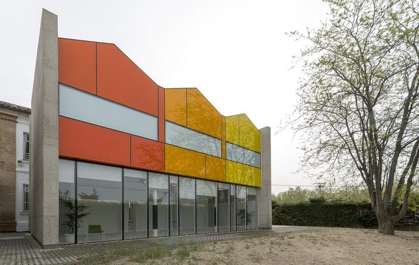Fundación Esther Koplowitz (Madrid) - Hans Abaton 13