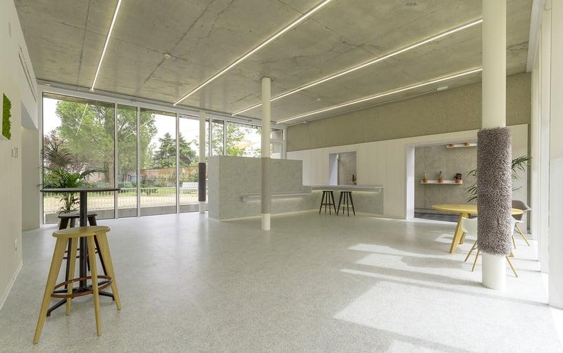 Fundación Esther Koplowitz (Madrid) - Hans Abaton 16