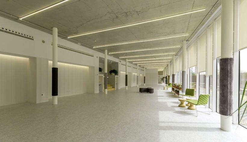 Fundación Esther Koplowitz (Madrid) - Hans Abaton 17