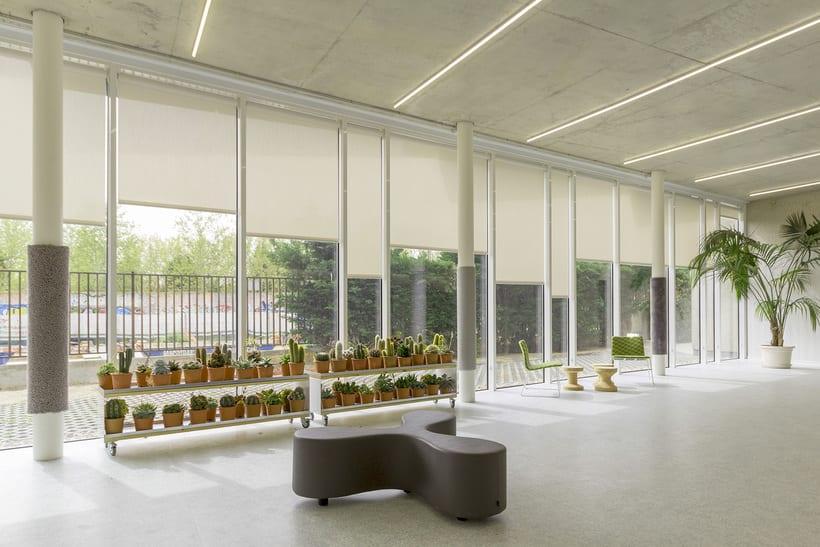 Fundación Esther Koplowitz (Madrid) - Hans Abaton 18