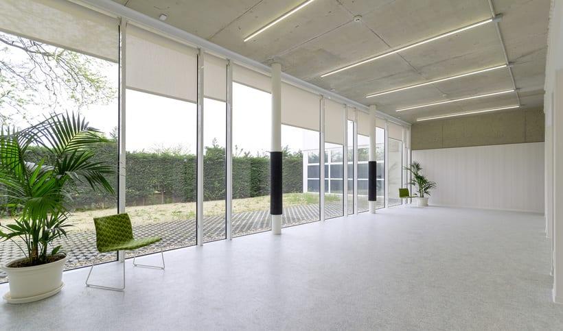 Fundación Esther Koplowitz (Madrid) - Hans Abaton 19