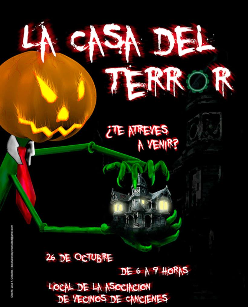 Cartel Halloween. -1