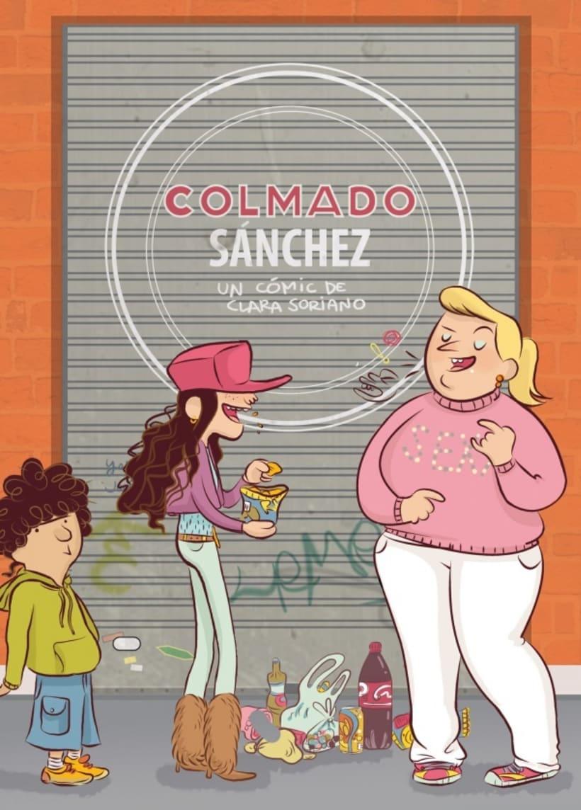 Colmado Sánchez (cómic) 0