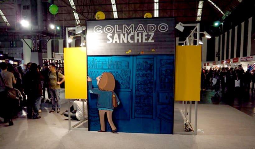 Colmado Sánchez (cómic) 6