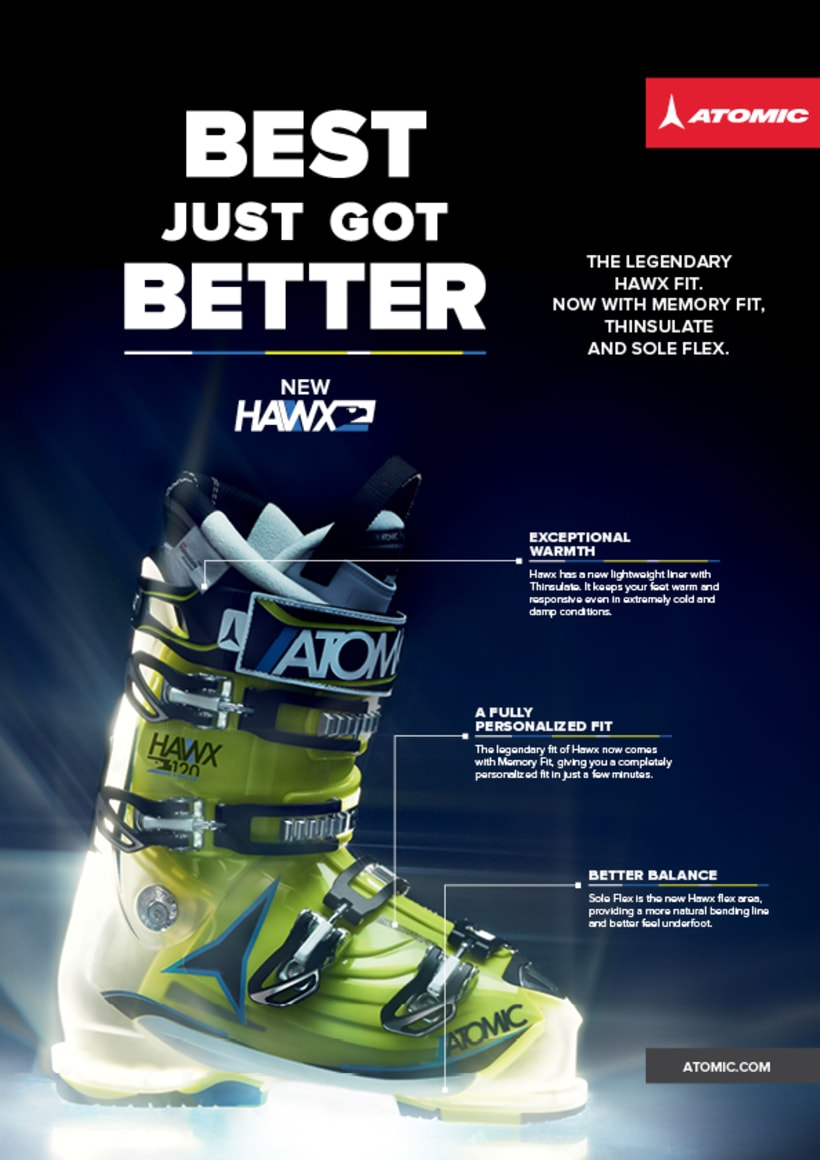 Atomic New Hawx 1