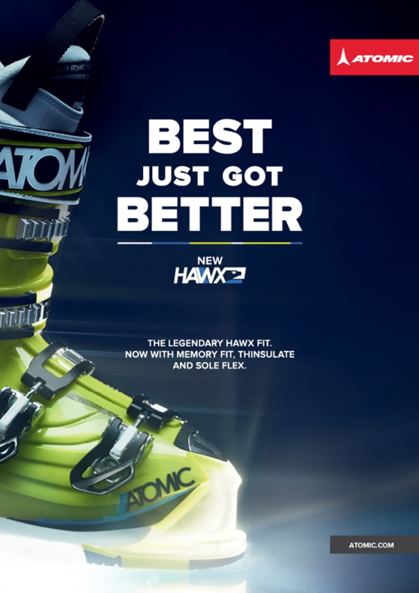 Atomic New Hawx 0
