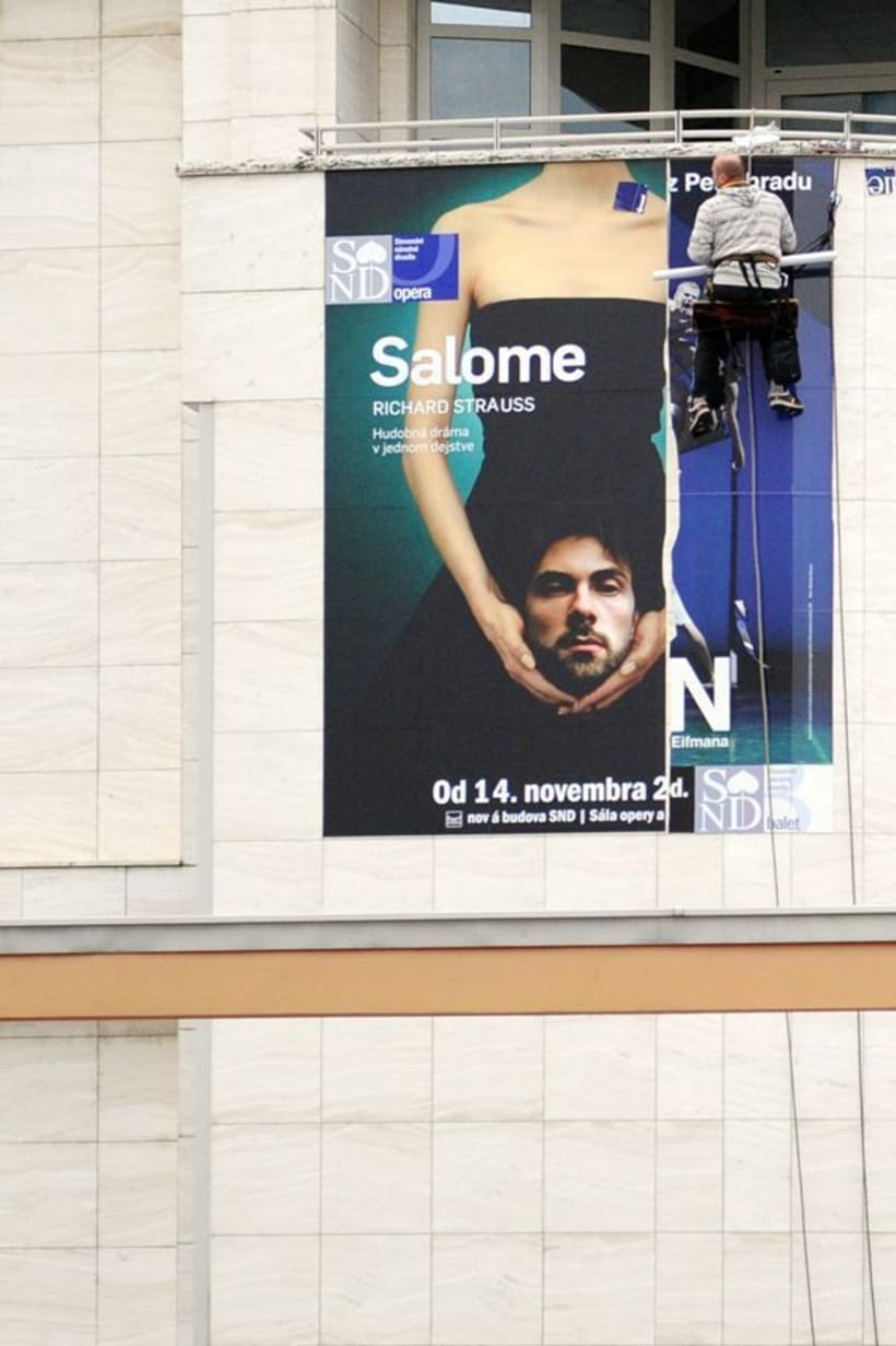 Opera Salome |Slovak National Theatre 1