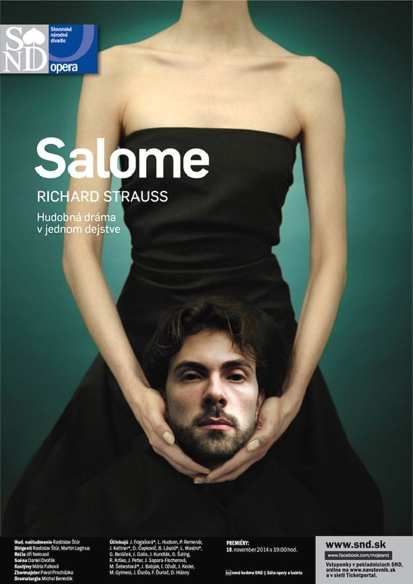 Opera Salome |Slovak National Theatre 0